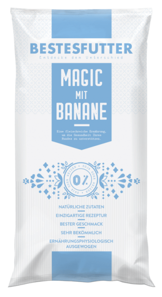 Bestesfutter Magic Banane