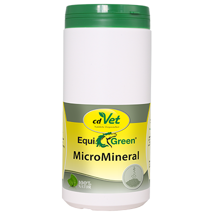 Cd Vet Equi Green MicroMineral Pferd