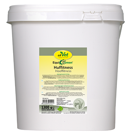 Cd Vet Equi Green Huffitness